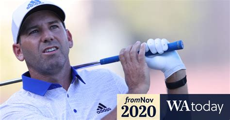 US Masters 2020 | Former winner Sergio Garcia out after ...