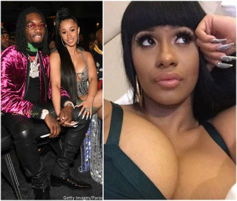 Cardi B reveals that guys who moan during sex turns her off