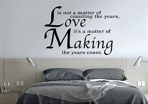 Love quotes wall stickers wallartdirect