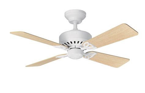 Hunter Bayport Ceiling Fan In White With Light Kit