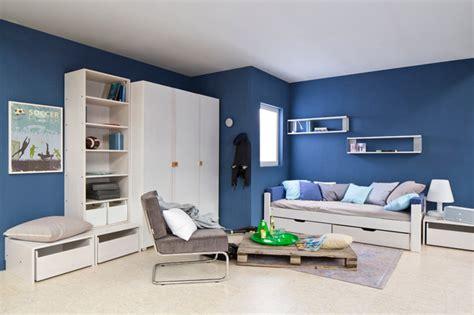 Ein Cooles Jugendzimmer In Weiß  Modern Kinderzimmer