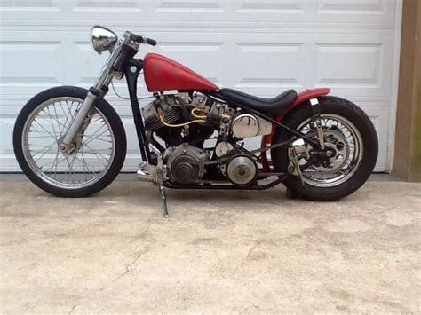 Buy 1979 Harley Davidson Shovelhead Chopper Bobber Rat On