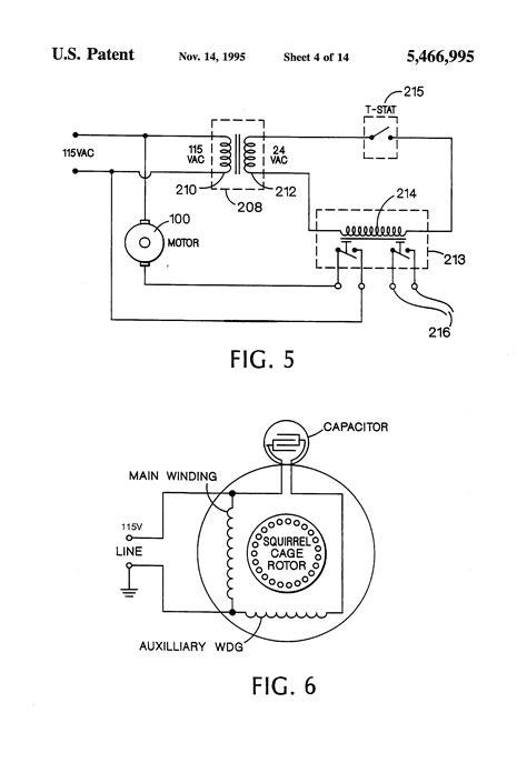 Grundfo Zone Valve Wiring Diagram by Patent Us5466995 Zoning Circulator Controller
