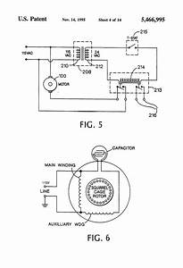 Patent Us5466995 - Zoning Circulator Controller