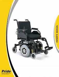 Download Quantum Wheelchair 1121 3mp Manual And User
