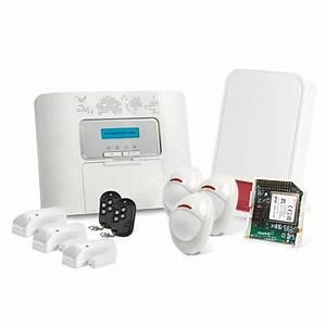 Alarme Périmétrique Pour Maison : pack alarme avec transmetteur gsm visonic powermaster 30 ~ Premium-room.com Idées de Décoration