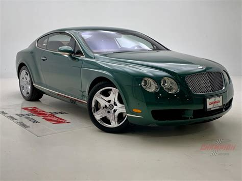 bentley continental gt turbo champion motors