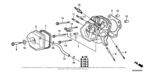 Honda Engines Gxut Qxc Engine Tha Vin Gcbct