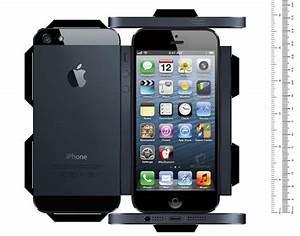 MacRumors、5インチになった「iPhone」の大きさを体感出来る実物大のペーパークラフトを公開 | 気になる ...