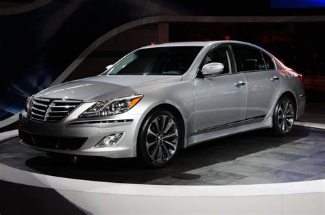 Models Of Hyundai Cars by Best Car Models All About Cars Hyundai 2012 Genesis