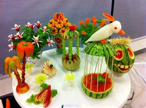 vegetables design diy halloween party ideas 2014 decoration and treats