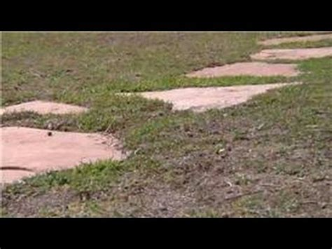 home landscaping tips   place stepping stones youtube