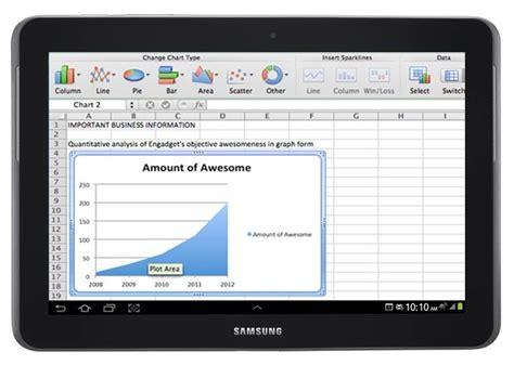 ms office for android microsoft office para ios y android llegar 237 a en octubre de