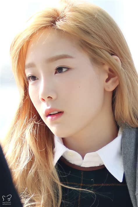 pann choa  taeyeons hairstyles page