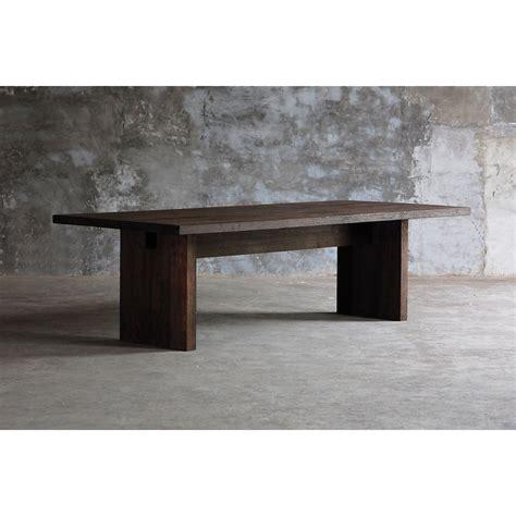 reclaimed elm dining table reclaimed elm wood dining table plank dining room table 4529