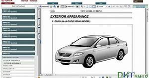 Toyota Auris    Corolla Diesel Service  U0026 Repair Manual