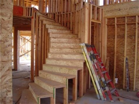 comment construire un escalier bricobistro