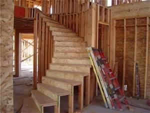 Fabriquer Son Escalier : comment construire escalier ~ Premium-room.com Idées de Décoration