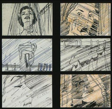 Movie Storyboard storyboards  famous movies barnorama 570 x 555 · jpeg