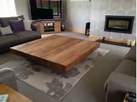 extra large coffee table Chunky Tables | TarzanTables.co.uk
