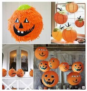 Une Citrouille Pour Halloween : decoration halloween idees ~ Carolinahurricanesstore.com Idées de Décoration