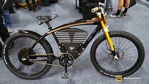 2017 Vintage Electric Limited Edition Cruiser Bike