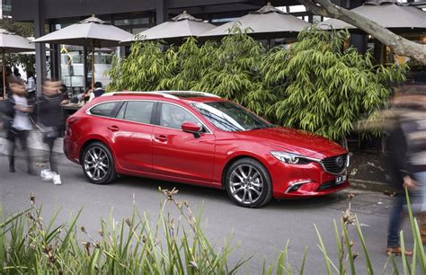 mazda vehicles australia news subtle but significantly revised mazda6 hits australia