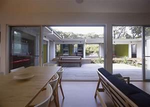 design, inspiration, , the, modern, courtyard, house