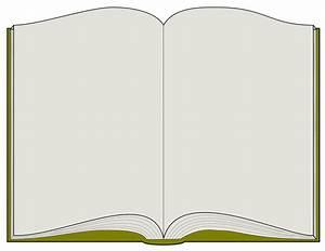 Clip Art Open Book - Cliparts.co