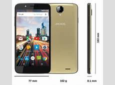 ARCHOS 55 Helium 4 Seasons, Smartphones Overview
