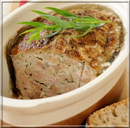 cuisiner poulet au four terrine de foies de volaille ordissinaute