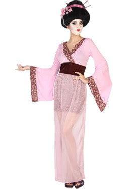 Mujer Chinos Orientales Ninjas y Geishas