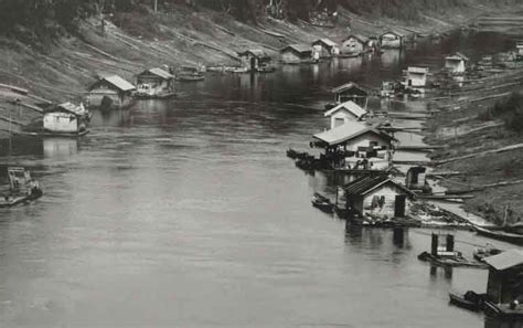 kualitas air sungai barito penuhi ketentuan baku mutu