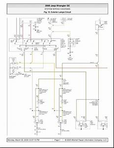 Jeep Jk Electrical Wiring Diagram