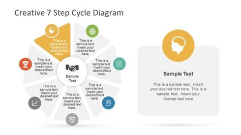 Boar Cycle Diagram by Business Cycles Powerpoint Templates