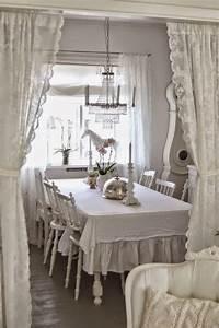 Deco et meubles shabby chic dans la salle a manger for Meuble de salle a manger avec deco chambre pinterest