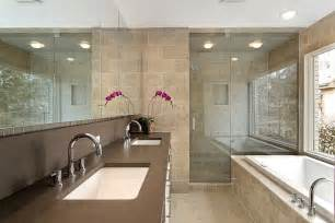 ideas for master bathroom master bathroom in luxury homes images elsoar