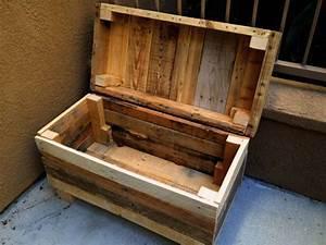 Pallet Furniture — Make Outdoor Furniture Pallets