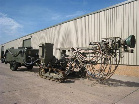 ingersoll rand drill rigs ingersoll rand ecm 350 drill rig 32870 ex army uk 187 ex vehicles ex mod sales and