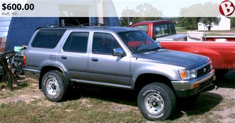 94 Toyota 4runner by 1989 94 Toyota 4runner Parts What Do You Want Huff Nd