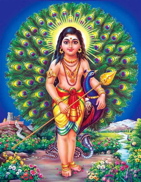 Lord Subramanya  Hindu Gods And Deities Templepurohit