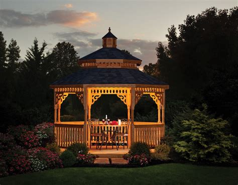 wooden gazebo with pagoda roof 4 outdoor