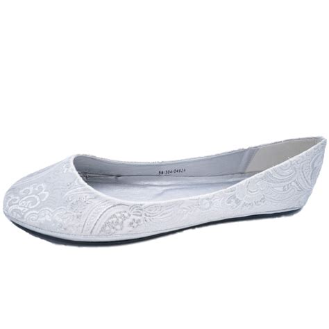 flat silver shoes flat silver slip on wedding bridesmaid comfy