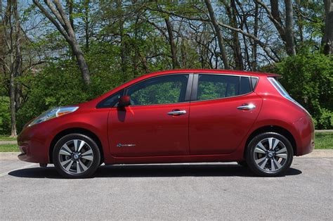 new nissan leaf 2015 nissan leaf gets b mode standard new morningsky blue