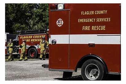 Flagler County Fire Firefighters Ladies Rescue Meet