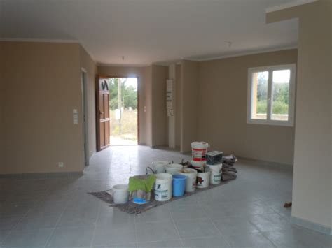 peinture chambre beige et marron raliss