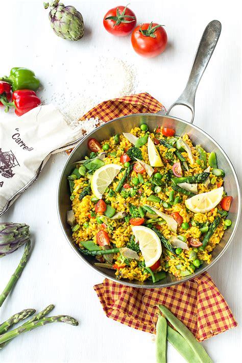cuisiner brocolis paella végétarienne edélices