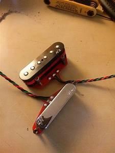 Fender N3 Noiseless Tele Pickups Set Image   1043025