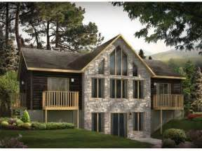 Walkout House Plans Small House Plans With Walkout Basement Small House Plans With Open Floor Plan Vacation Home