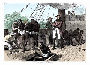 Images of African Slavery and the Slave Trade